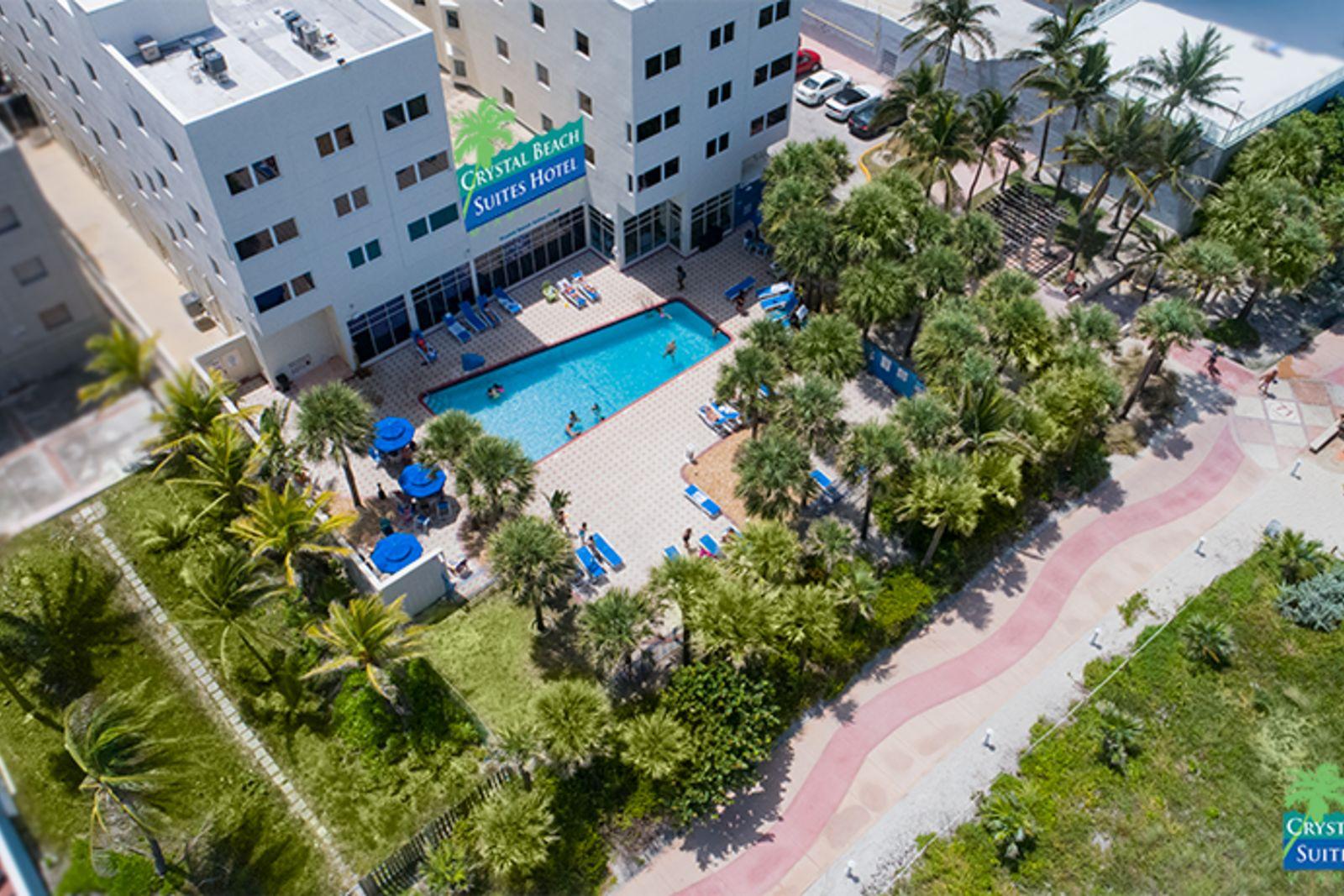 Crystal Beach Suites Hotel Photo Gallery