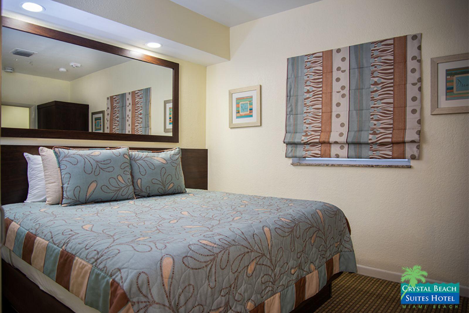 Amenities Da Bagno crystal beach suites hotel | north miami beach hotel